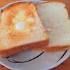 じゅらく - 料理写真:食パン『聚楽』