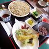 こぼり - 料理写真:天ぷらそば定食(大)