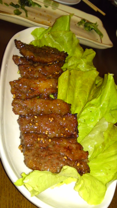 韓国家庭料理ノグリ