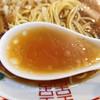 八王子ラーメン こやじ - 料理写真:スープ