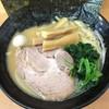 虎壱家 - 料理写真:らーめん(大盛・メンマトッピング)