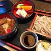 合歓 - 料理写真:ソース丼セット(840円)