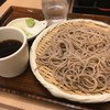 しぶそば - 料理写真:もりそば 300円 本日の夕飯なり。最近の立ち食いそば的そばや、うまいよねー