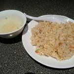 彩菜・中華ダイニング - 料理写真:友達の焼き飯。