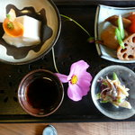 和さ田 - 盛り蕎麦のおつまみ、
