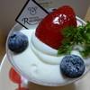 ラコンテ - 料理写真:レアチーズ