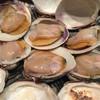 はまぐり屋錦店 - 料理写真:焼きハマグリ(ワンコ方式)