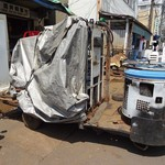 センリ軒 - その他写真:豊洲新市場では使われないエンジンのターレット(電動のみになるそうです)