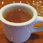 トニーローマ - 料理写真:カップスープ