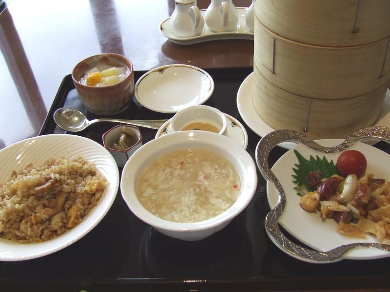 中国料理 彩湖