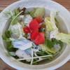 Cent - 料理写真:ランチのサラダ
