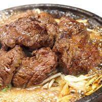 池袋で美味しいステーキや焼肉を食べ放題でご堪能頂けます。