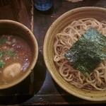 55008502 - ベジポタつけ麺味玉入り900円+大盛り50円