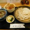 がむしゃら - 料理写真:肉汁うどん+ミニ天丼