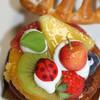 レ・ガトー - 料理写真:フルーツバスケット