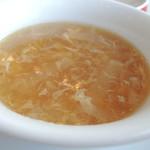 中華酒家 龍殿 - スープ