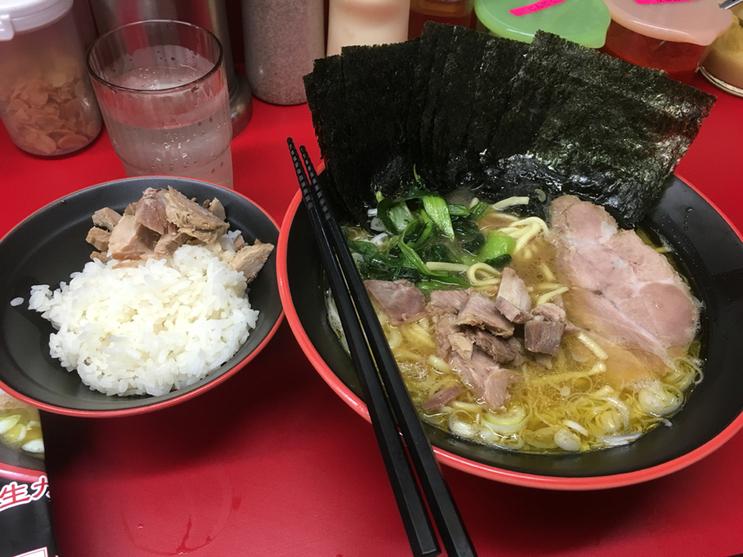 横濱家系ラーメン 勝鬨家