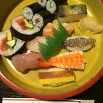 田中寿司 - 握り寿司大1080円が800円