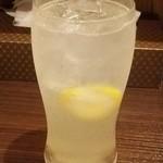 まかない へきる - レモンサワー
