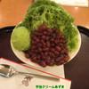 茶寮 帝塚山 季 - 料理写真:宇治クリームあずき氷