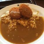 CoCo壱番屋 - コロッケカレー