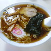 富士屋 - 料理写真:中華そば