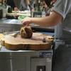 falo - 料理写真:塊を炉で焼いたポルケッタ1