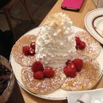 55029855 - [2015年9月]1番人気のパンケーキ