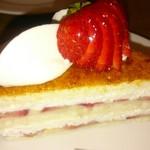 55033742 - 苺のショートケーキ                       400円
