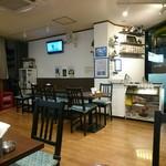HUNZA - 店内