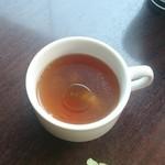 i-na cafe - スープ