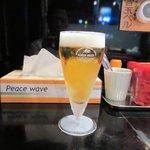 博多 山笠 - 1口ビール2016.08.18