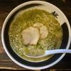 柊 - 料理写真:2016年7月 あおさらーめん 680円