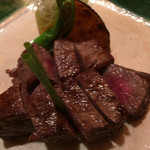 古窯 - 山形牛ステーキ定食