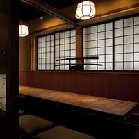 大切な接待や会食に、個室で【三船】の潔さを感じてください