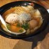 五大力 - 料理写真:五大力らーめん(醤油)大盛+熟玉