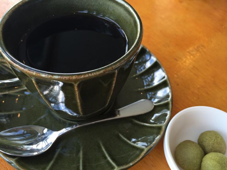 Cafe福
