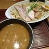 ヒキュウ - 料理写真:つけ麺750円鶏の旨味がありますが少し甘みが強い