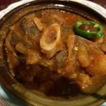 ネフェルティティ東京 - 辛さやスパイス感の無いラム肉