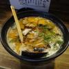 商人らーめん - 料理写真:赤とんこつ720円