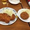信濃路 - 料理写真:ここへ来たらトンカシ食べなきゃあって、初めて来たのに言っちゃうww