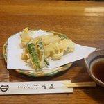 丁字屋 - 旬の味あなご天ぷら