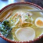 拉麺 頂 - 鶏塩 2016.8月