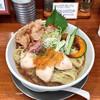 暁 製麺 - 料理写真:冷やし追鰹らぁ麺