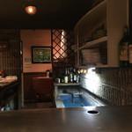 レストラン CAPTAIN - 内観