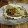ふぶき - 料理写真:殻付きかき~☆