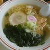 らーめん101 - 料理写真:塩ラーメン