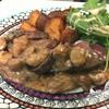 ビアットリア ミャゴラーレ - 料理写真:宮崎和牛ランプ ポルチーニソース