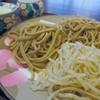 八十八庵 - 料理写真:三色蕎麦