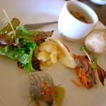 レストランDon - 前菜